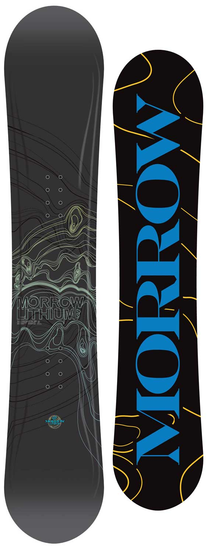 55721b19cce Morrow Lithium Snowboard