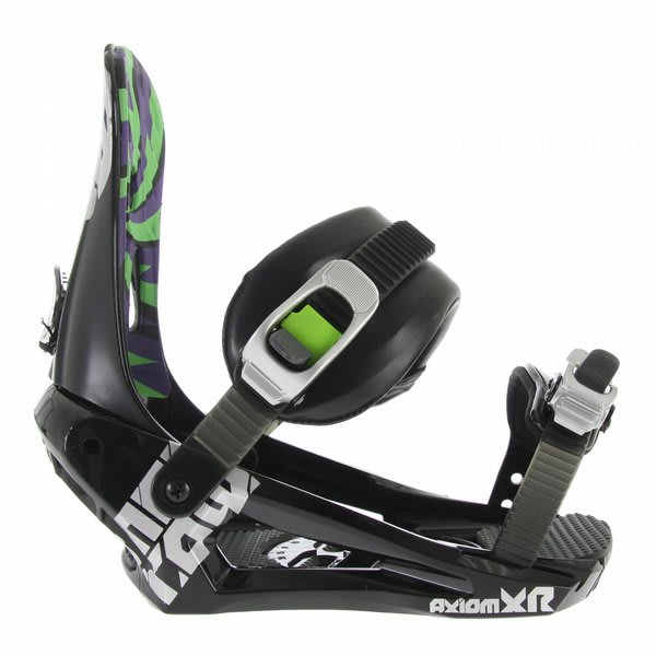 Morrow Axiom Xr Snowboard Bindings