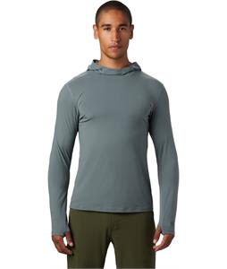 Mountain Hardwear Crater Lake L/S Hoody Shirt