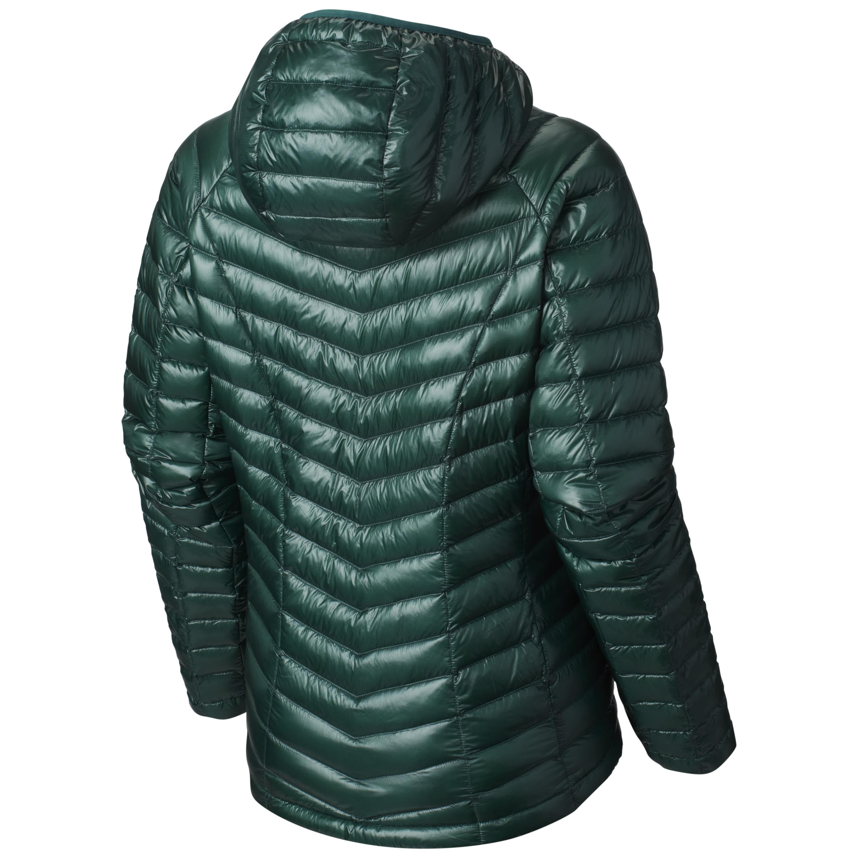 685f521c6 Mountain Hardwear Ghost Whisperer Down Hooded Jacket - Womens
