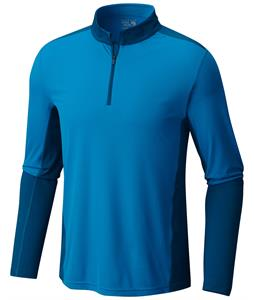 Mountain Hardwear Photon Zip T Shirt