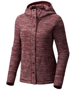Mountain Hardwear Snowpass Hoody Fleece