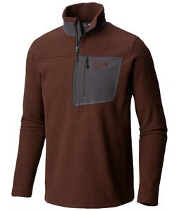 Mountain Hardwear Toasty Twill Half Zip Fleece