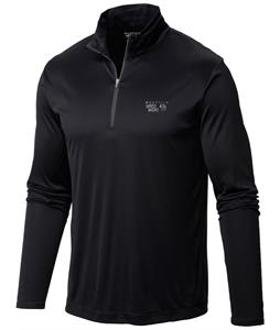 Mountain Hardwear Wicked L/S Zip Baselayer Top