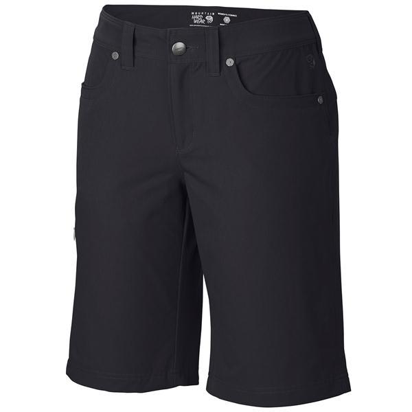 Mountain Hardwear La Strada Shorts Black U.S.A. & Canada