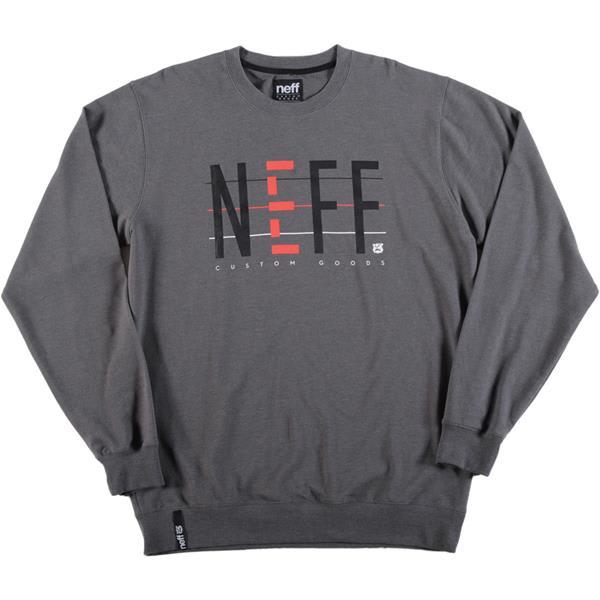 Neff Backboard Sweatshirt Charcoal U.S.A. & Canada