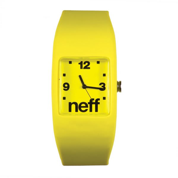 Neff Bandit Watch Yellow U.S.A. & Canada