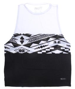 Neff Blocked Muscle Tank