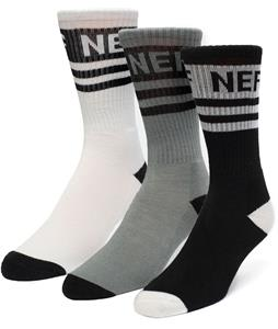 Neff Daily 3 Pack Socks