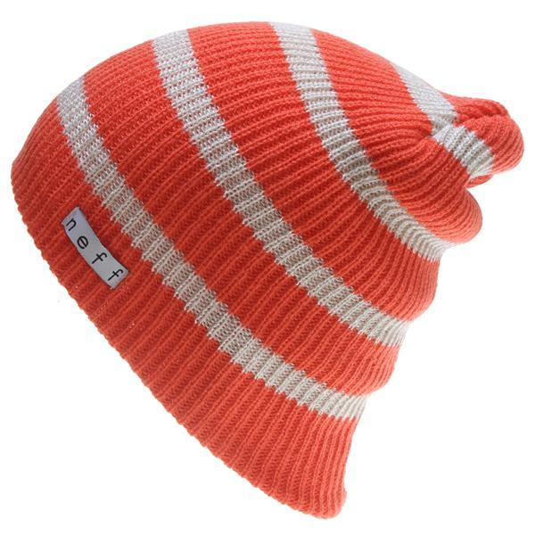 cac6eb9974edb7 Neff Daily Sparkle Stripe Beanie - Womens