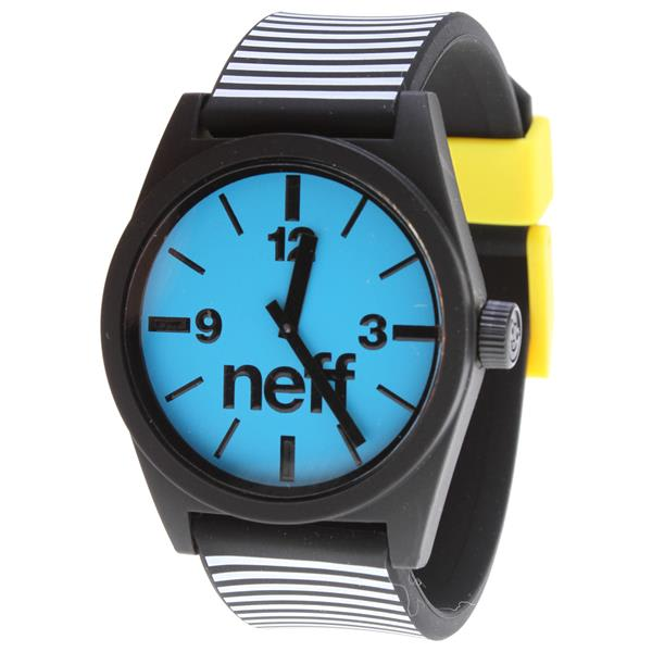 Neff Daily Watch Black Stripe U.S.A. & Canada