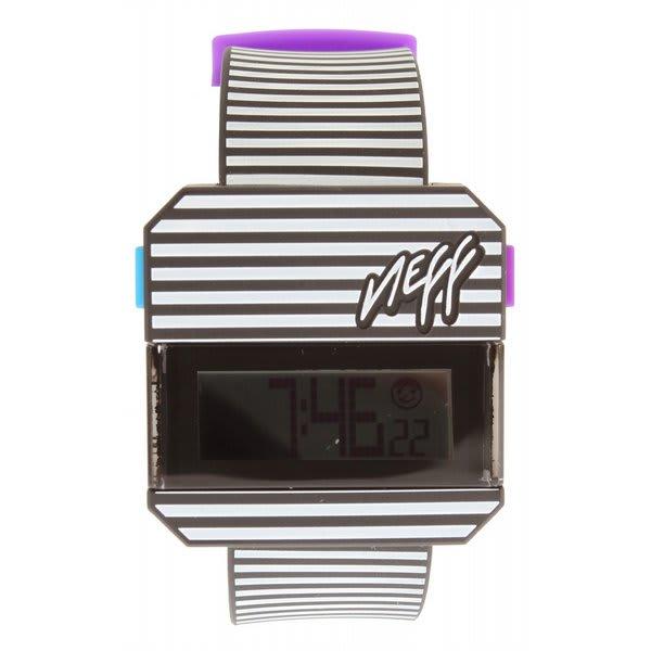 Neff Digi Watch Stripe U.S.A. & Canada