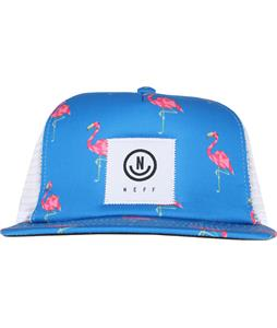 2589accdcdbbf Neff Flamingo Trucker Cap Flash Sale
