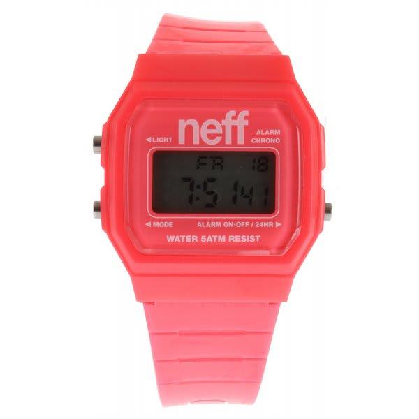 Neff Flava Watch Pink U.S.A. & Canada