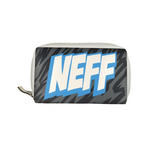 Neff G Blaster Wallet Grey U.S.A. & Canada