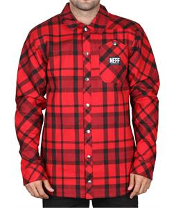 Neff Jeff Insulated DWR Flannel