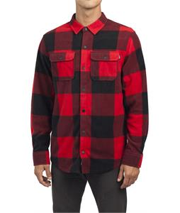 Neff Peak Button Up Flannel