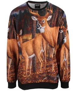 Neff Thicket Crew Fleece Sweatshirt
