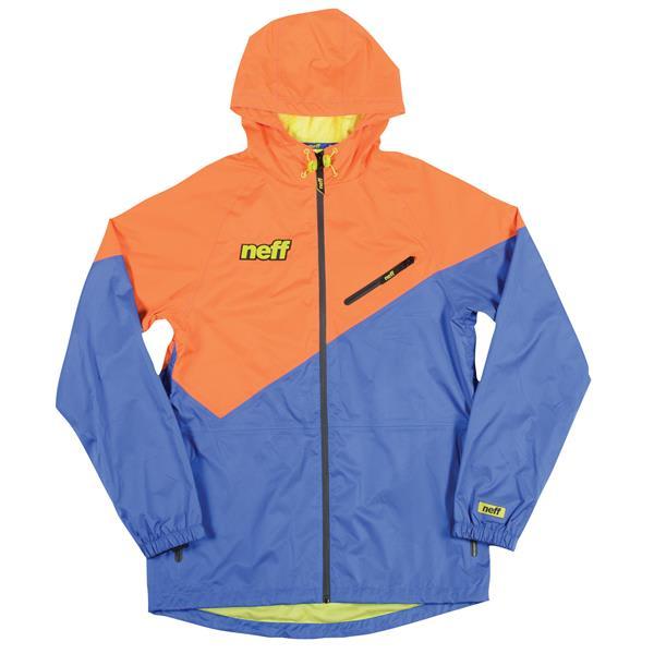 Neff Throwback Poncho Snowboard Jacket U.S.A. & Canada