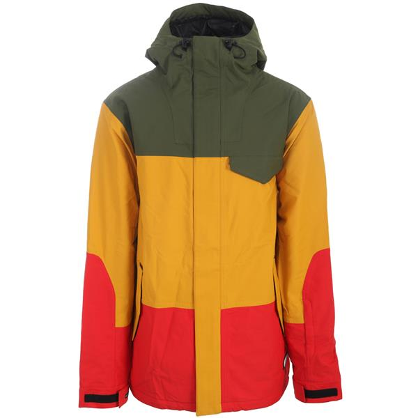 b2c5fe979 Neff Trifecta Snowboard Jacket
