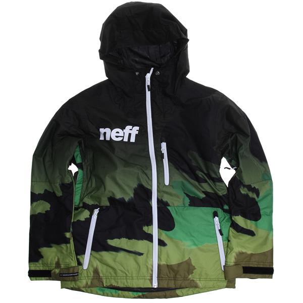 64d7a6853 Neff Youth Trifecta Snowboard Jacket - Kids