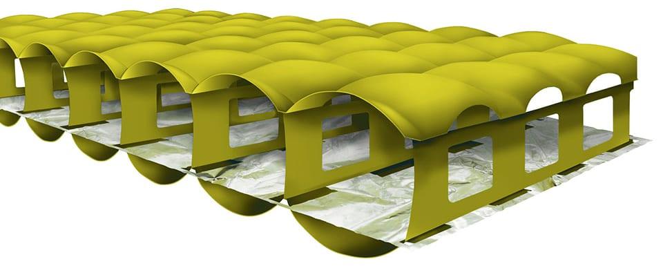 Nemo Tensor Insulated R Sleeping Pad - Insulated table pad