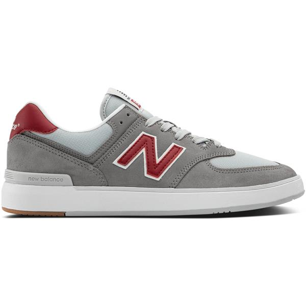 New Balance 574 Court Skate Shoes