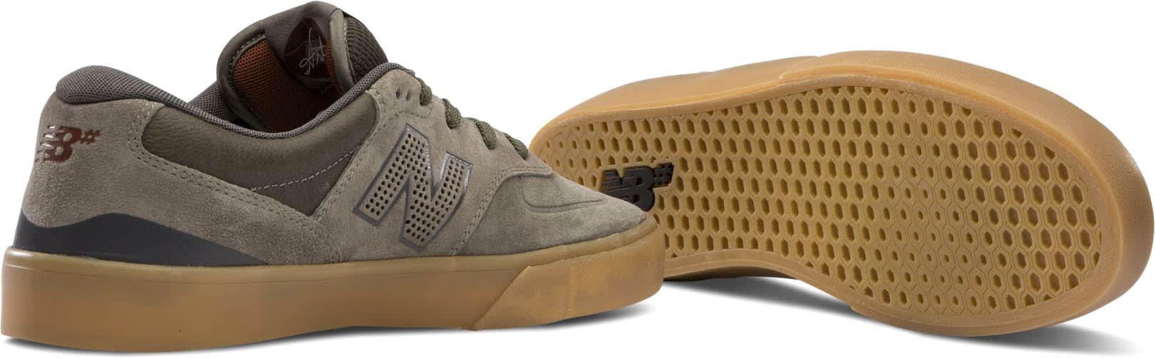a01b91d18741c New Balance Numeric Arto 358 Skate Shoes - thumbnail 3