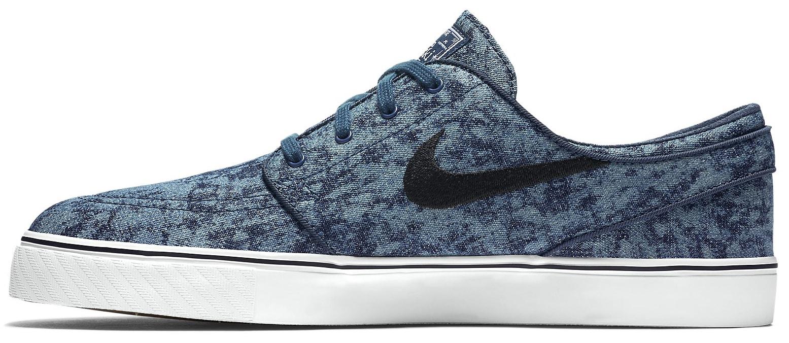 online store ff5ab fb0b6 Nike Zoom Stefan Janoski Canvas Premium Skate Shoes - thumbnail 3