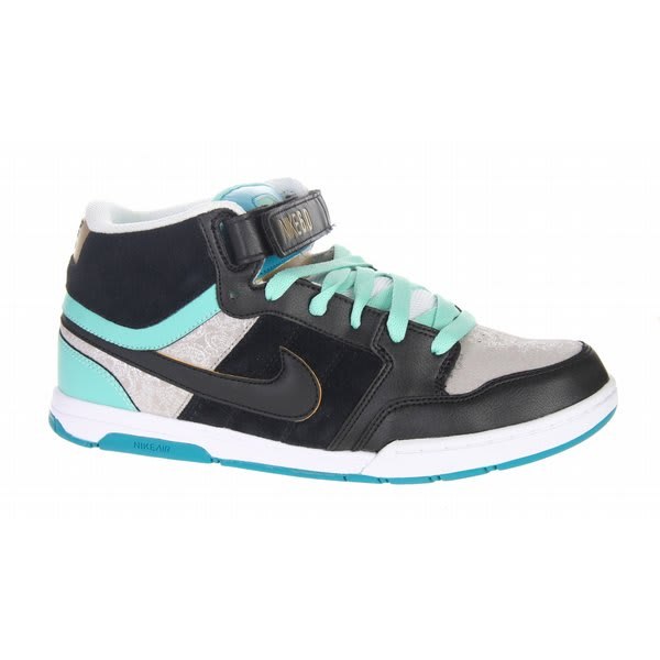 wholesale dealer fa197 f1c09 Nike Air Mogan Mid Skate Shoes - Womens