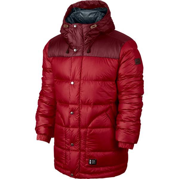 Querido Marina Pasado  Nike 700 Down Snowboard Jacket