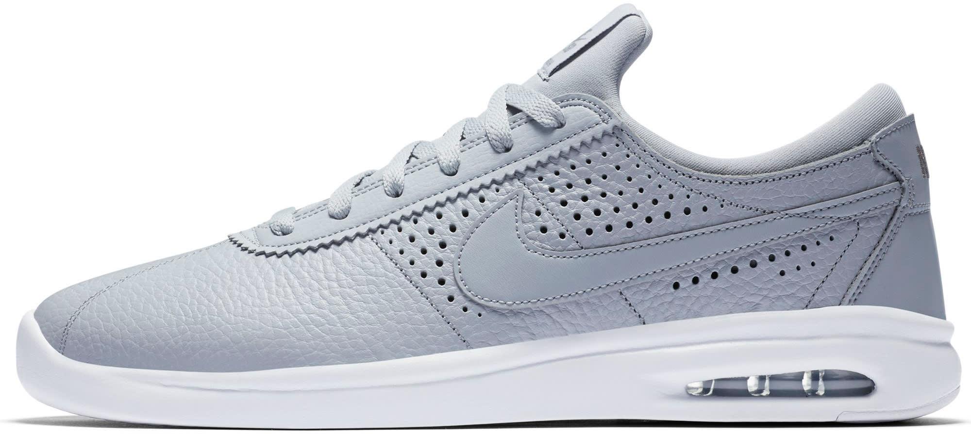 92bab2bf3ab Nike SB Air Max Bruin Vapor Leather Skate Shoes - thumbnail 2
