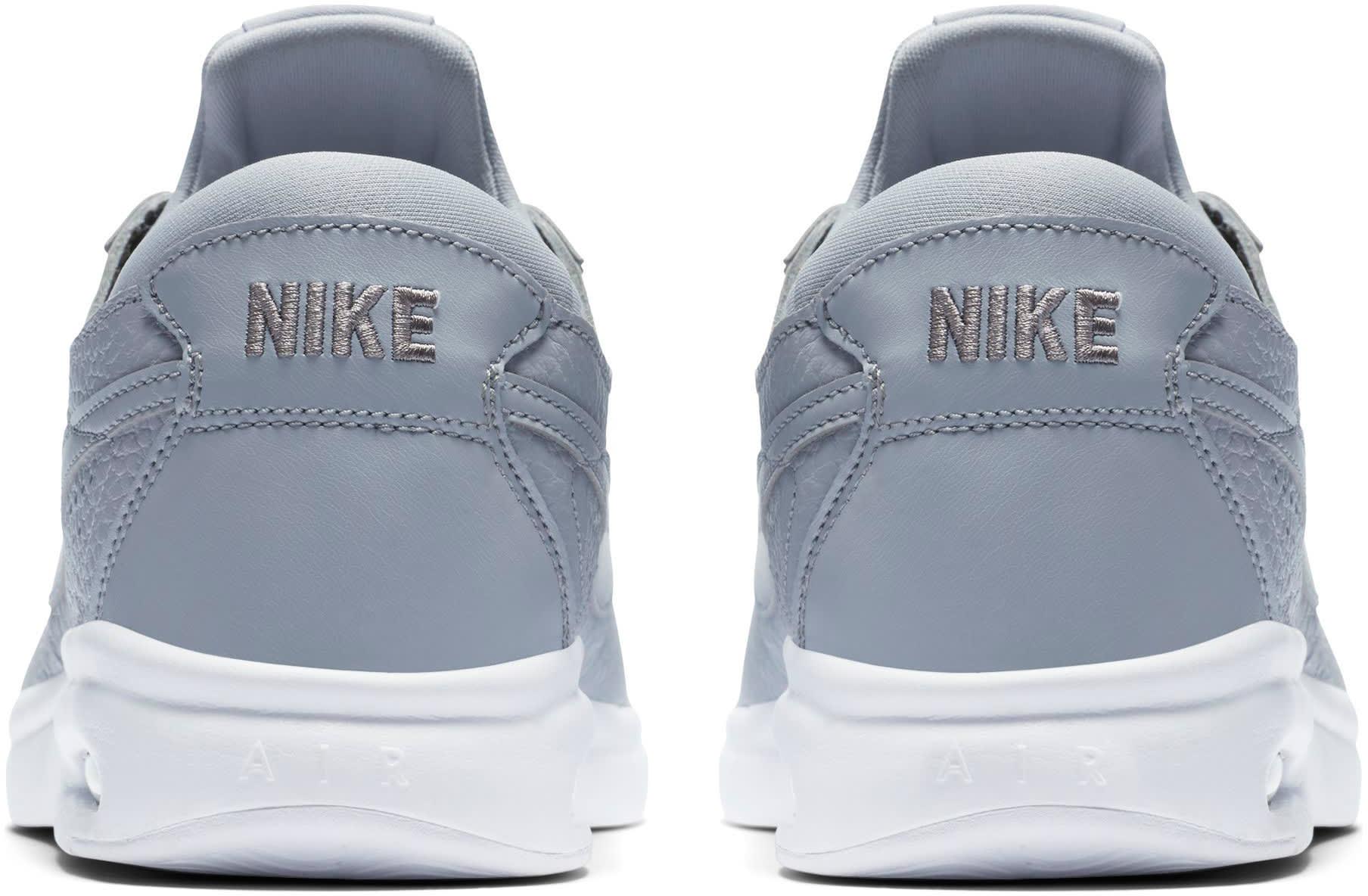 0674697473c Nike SB Air Max Bruin Vapor Leather Skate Shoes - thumbnail 4