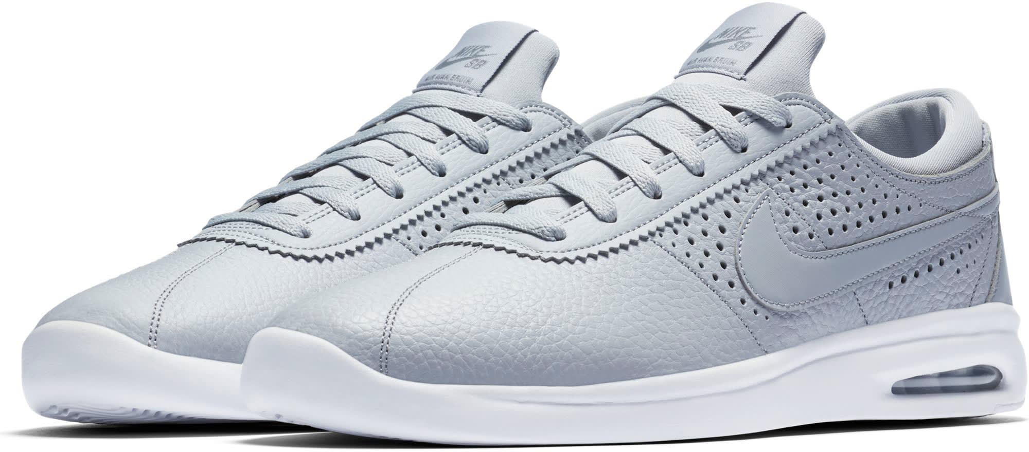 11c96c7e34d Nike SB Air Max Bruin Vapor Leather Skate Shoes - thumbnail 5