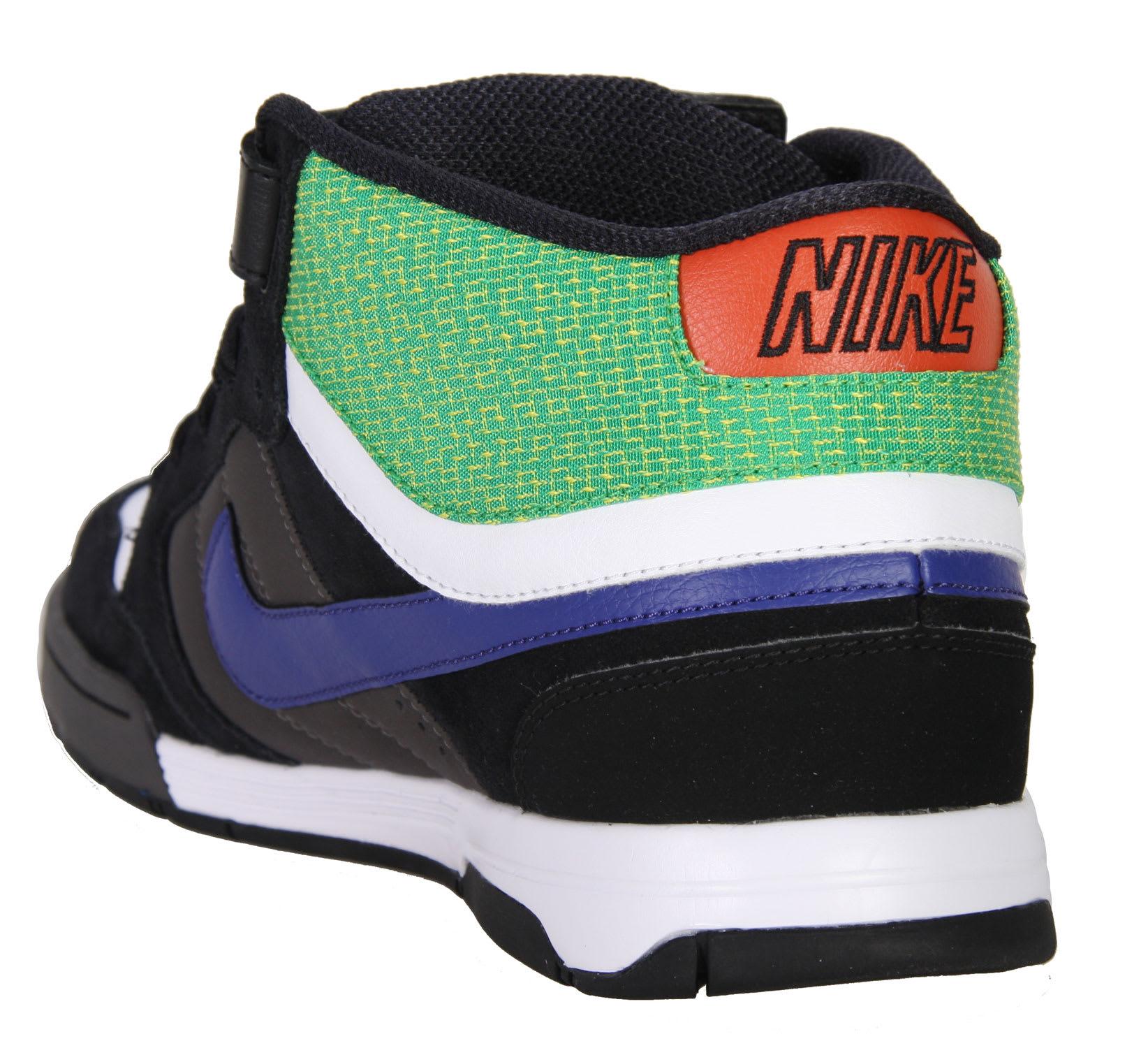 50fa0e264 Nike Air Mogan Mid Skate Shoes - thumbnail 2