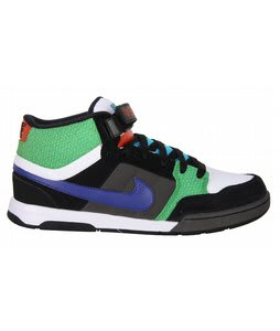 c0a3e4b4045 ... 6.0 BlackBlueWhiteTurquoise  On Sale Nike Air Mogan Mid Skate Shoes up  to 75% off ...