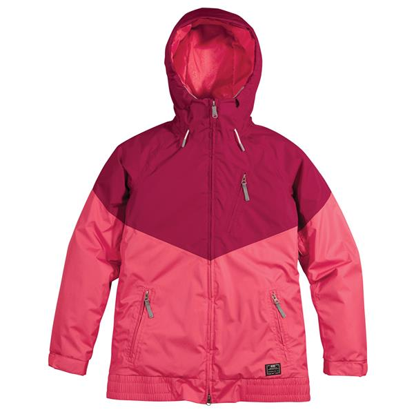 Nike Alpenglow Snowboard Jacket Distance Red / Fusion Red U.S.A. & Canada