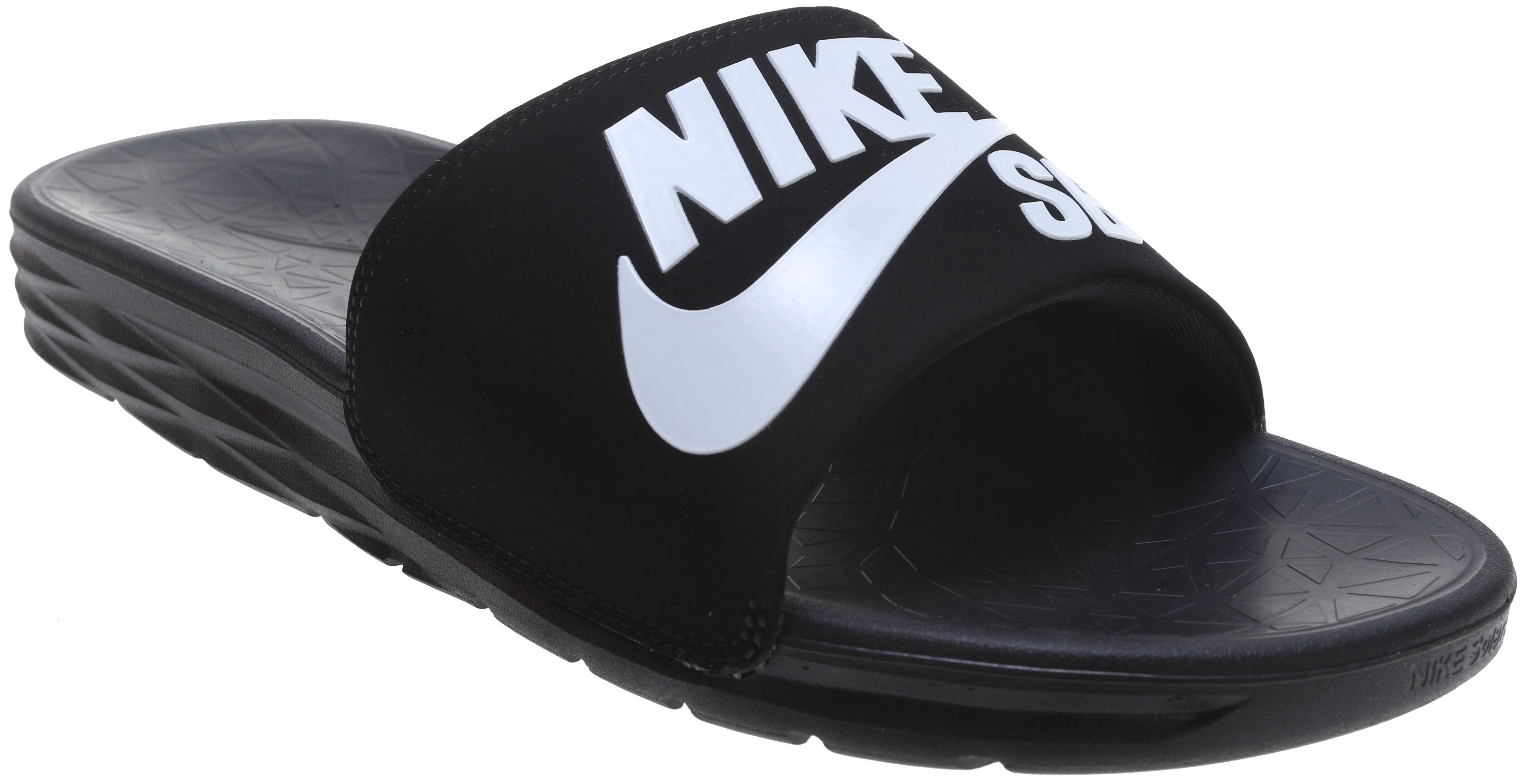Nike Benassi Solarsoft Sb Sandals