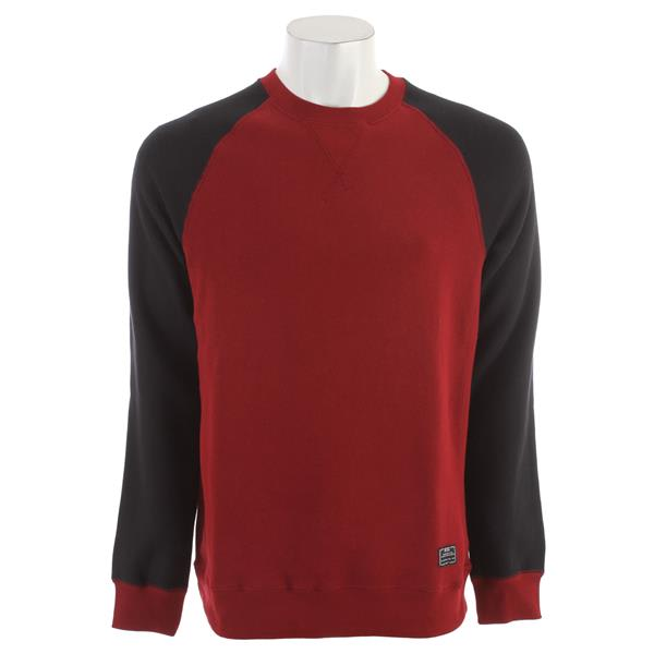 Nike Foundation Crew Sweatshirt Team Red / Black U.S.A. & Canada