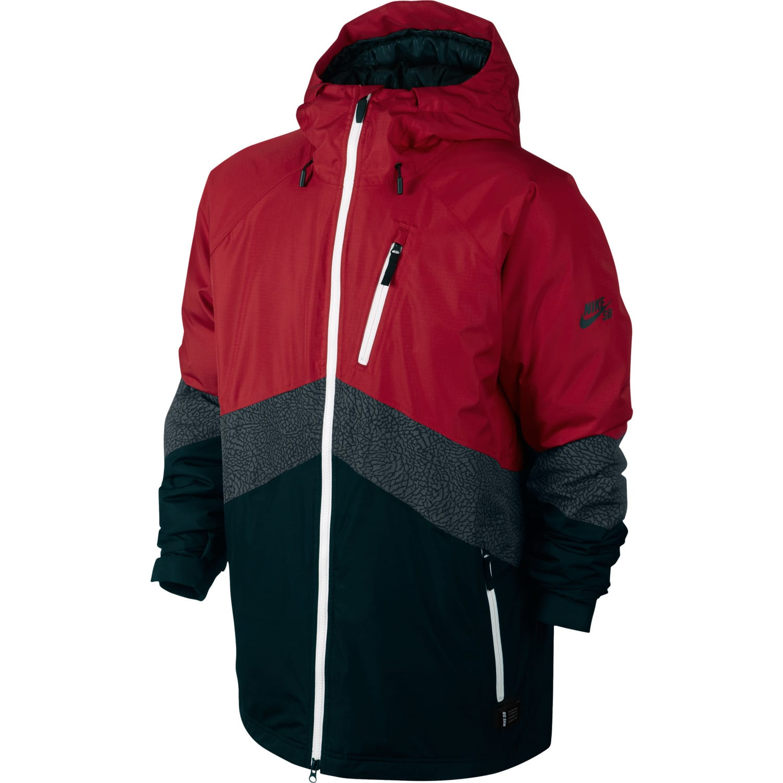 7e0748108 Nike SB Kampai 2.0 Print Snowboard Jacket