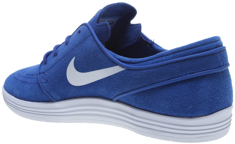 quality design 84866 aae87 Nike Lunar Stefan Janoski Skate Shoes - thumbnail 3
