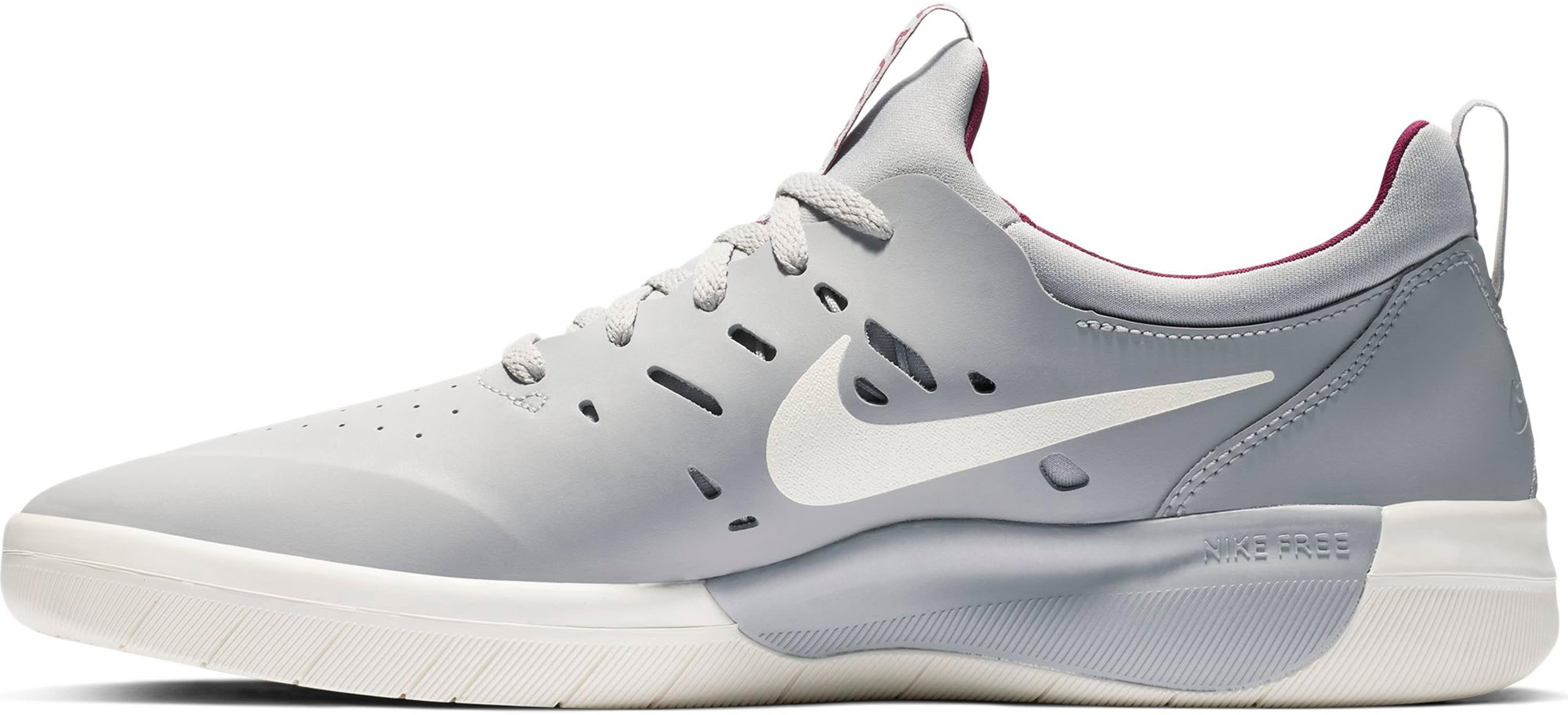 8869984b8067 Nike Nyjah Free Skate Shoes - thumbnail 3