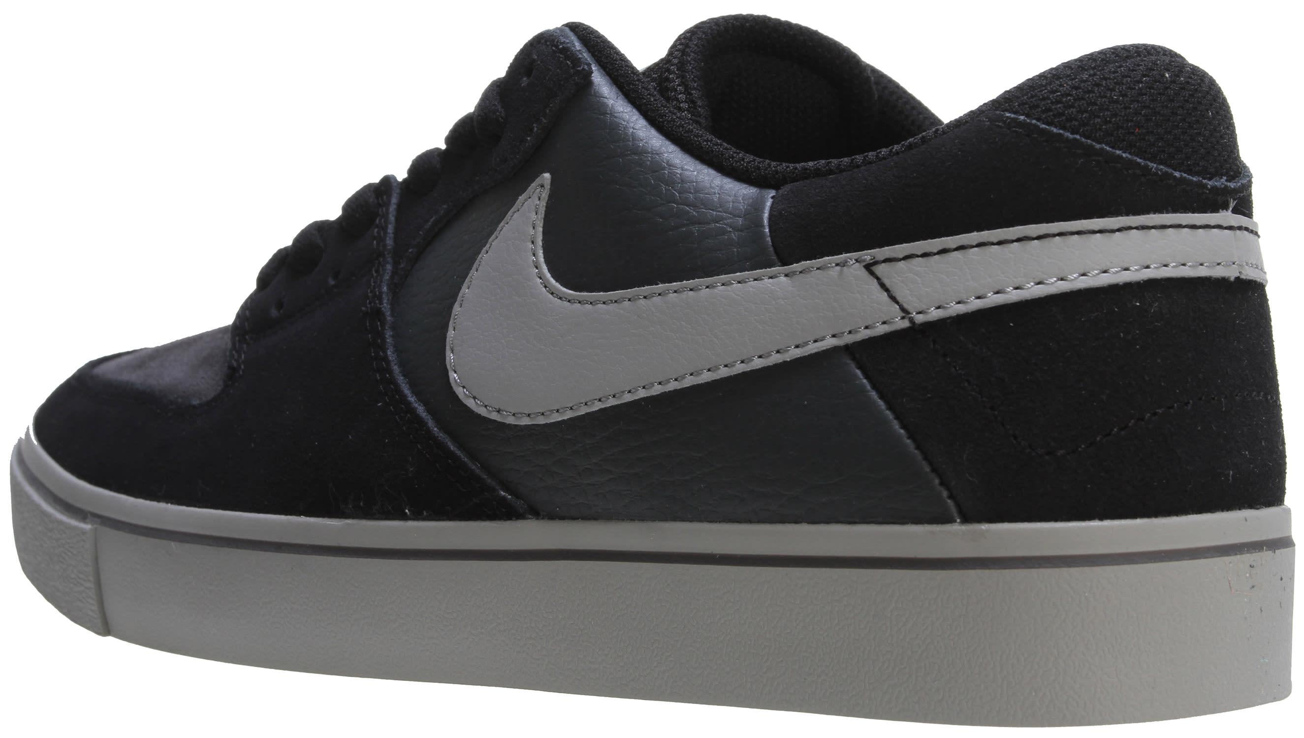 new arrival 49434 b7945 nike sb paul rodriguez 7 lunarlon shoes Nike SB Trainerendor Shoes BlackBlack  Dark Grey ...