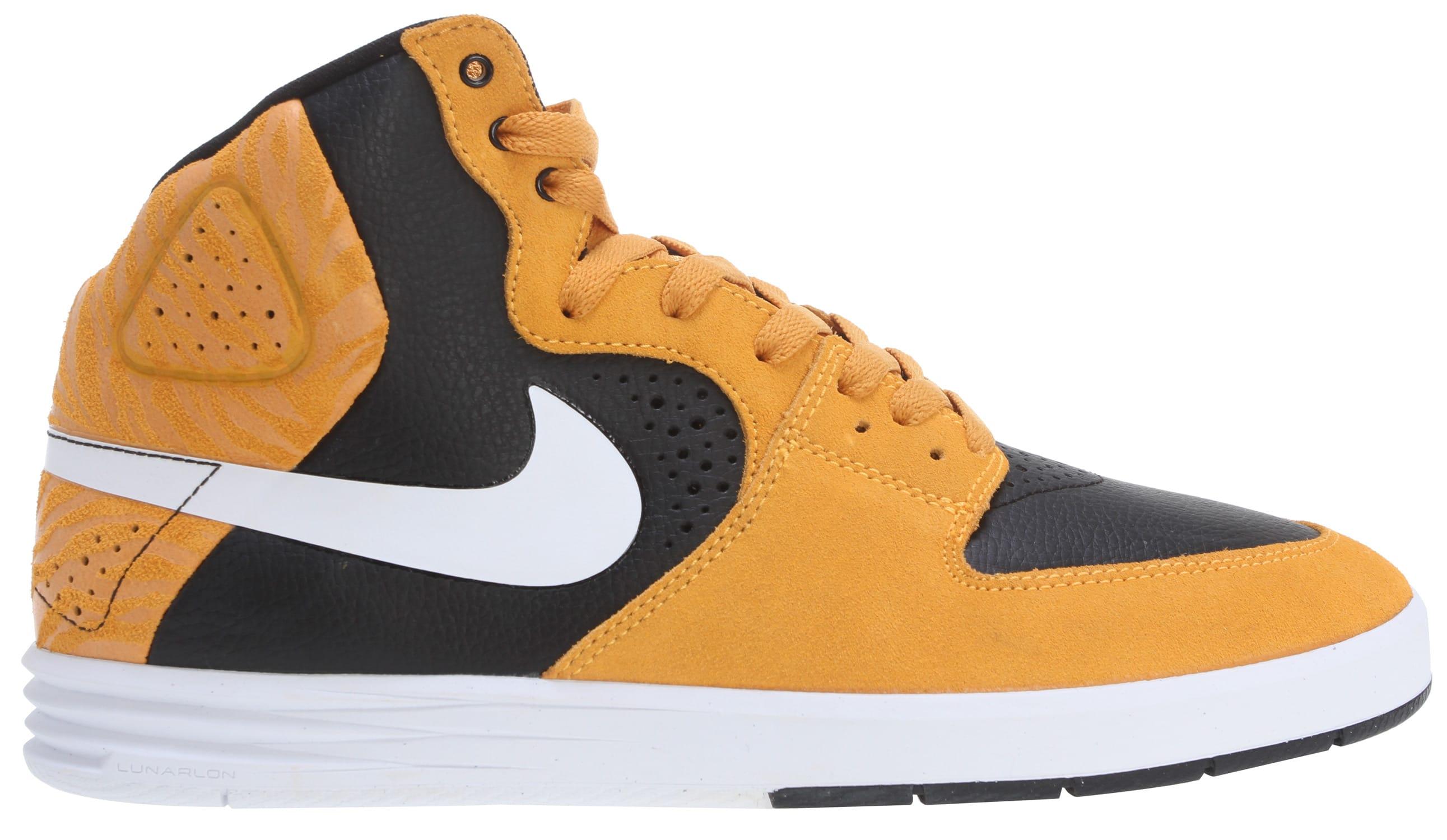 huge selection of f2b44 2dbc7 Nike Paul Rodriguez 7 High Skate Shoes - thumbnail 1
