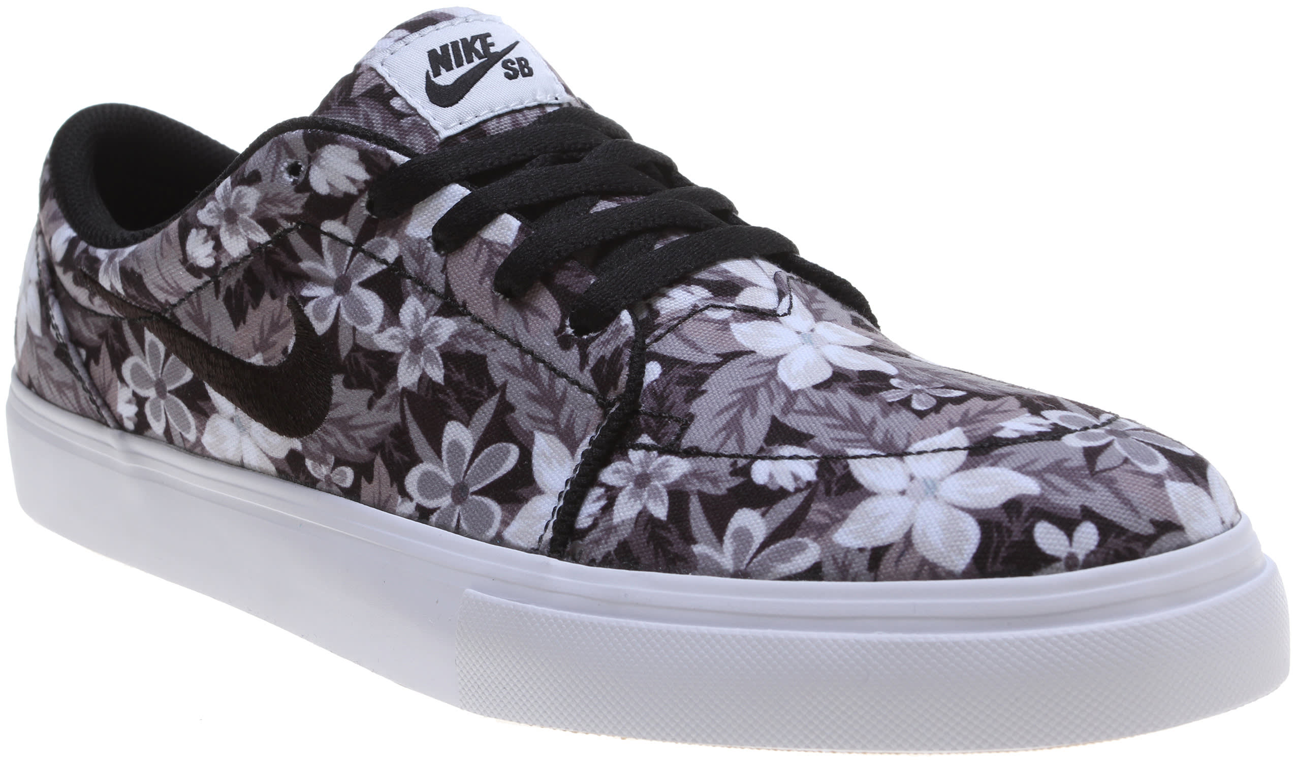 Nike Satire Canvas Premium Skate Shoes - thumbnail 2 27c9632bd