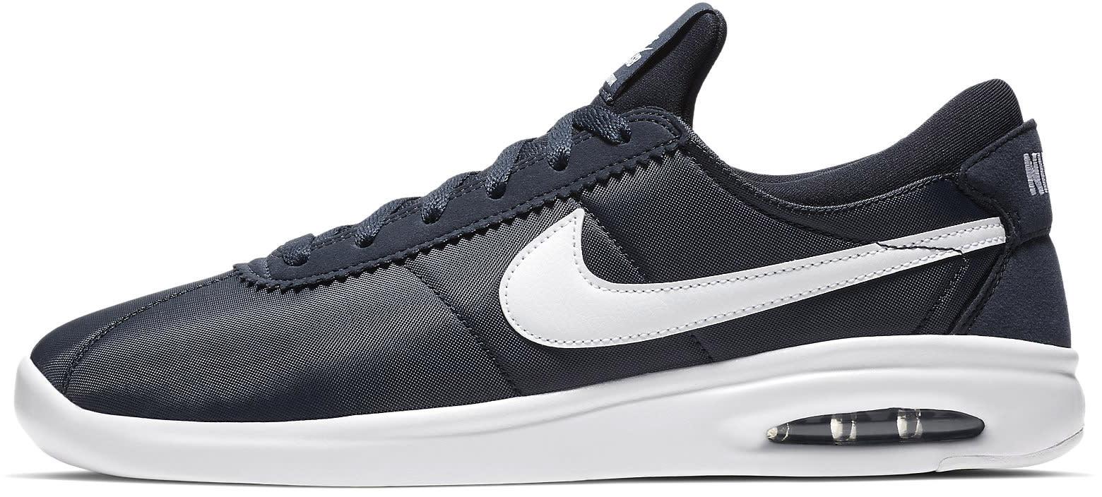 precedente Abrumador molestarse  Nike SB Air Max Bruin Vapor Textile Skate Shoes