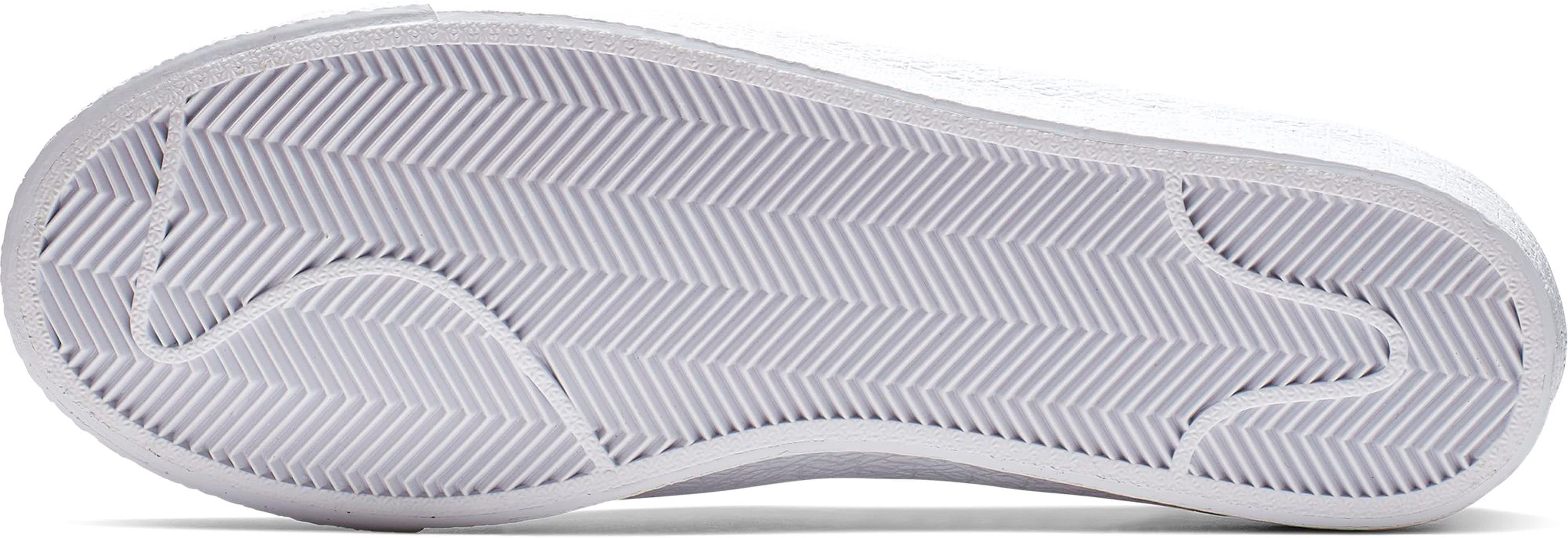 48f383af3b7ee Nike SB Air Zoom Blazer Low Canvas Skate Shoes - thumbnail 6
