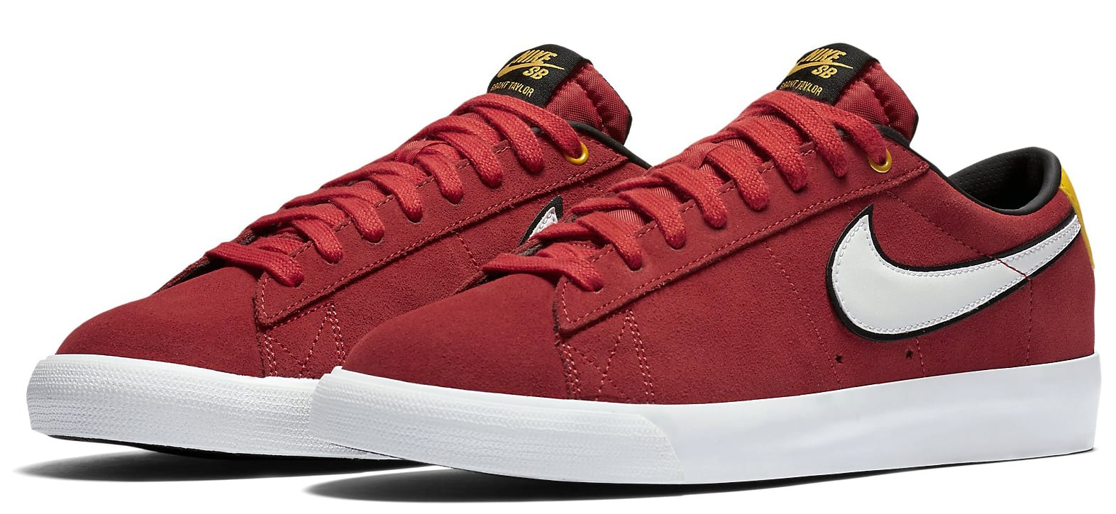 low cost 92701 f4a73 Nike SB Blazer Low GT Skate Shoes - thumbnail 2