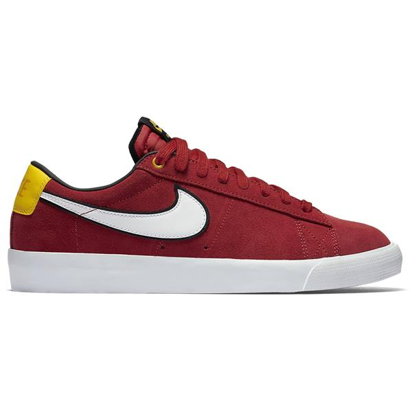 various design great deals shades of ireland black yellow womens nike sb blazer low shoes b7121 e0878