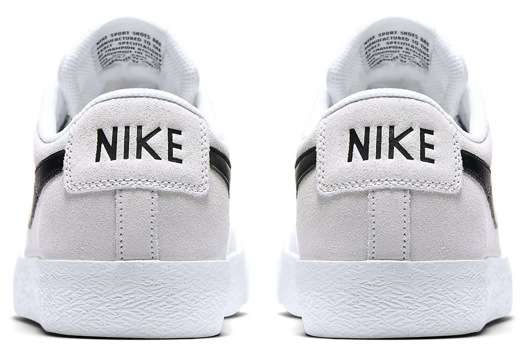 7e55f0d0eed Nike SB Blazer Zoom Low XT Skate Shoes - thumbnail 5